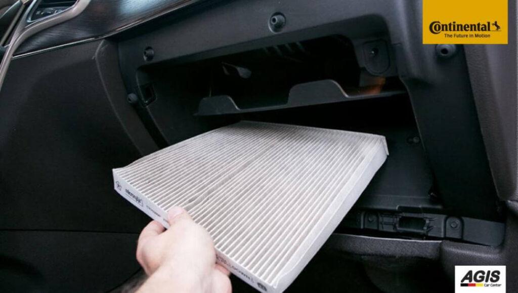 filtro de cabine para ar-condicionado em carros