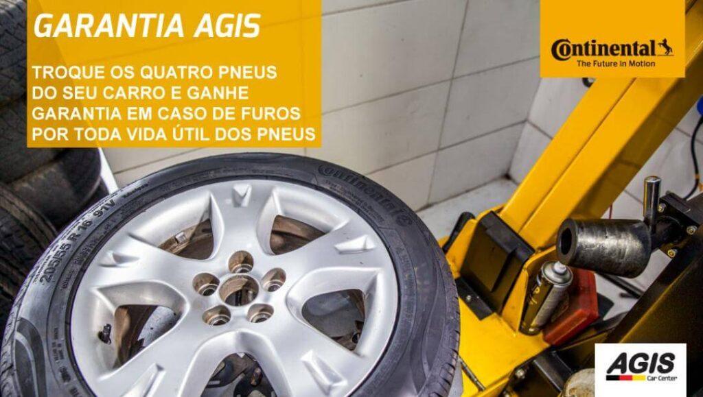 garantia contra furos agis car center