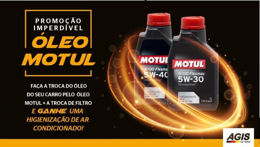 óleo motul