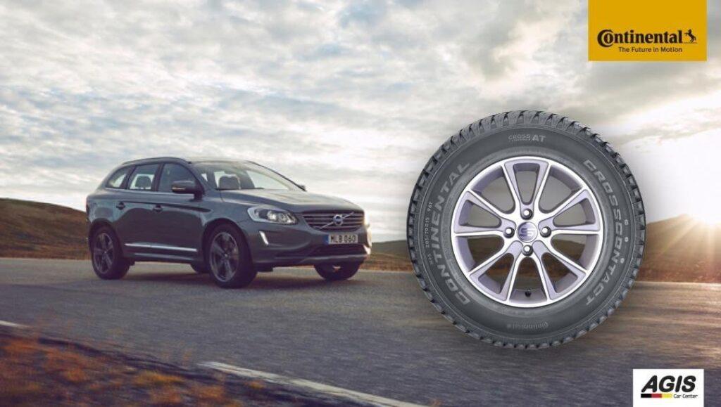 pneus para veículos de passeio e suvs