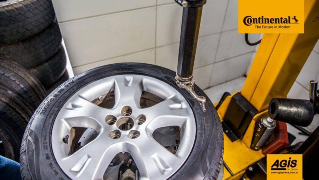 quando trocar as válvulas dos pneus