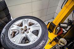 pneus trocar