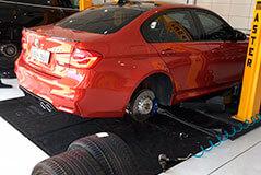 troca de pneus em curitiba